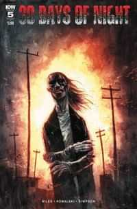 30 Days of Night #5 CVR A Templesmith