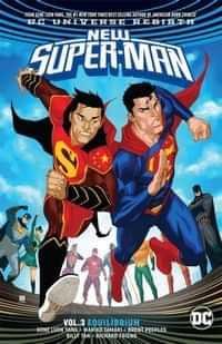 New Super Man TP Equilibrium