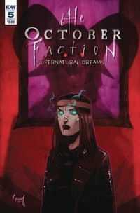 October Faction Supernatural Dreams #5