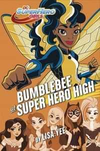 DC Super Hero Girls HC Bumble Bee at Super Hero High