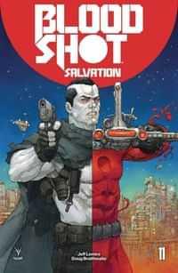 Bloodshot Salvation #11 CVR A Rocafort