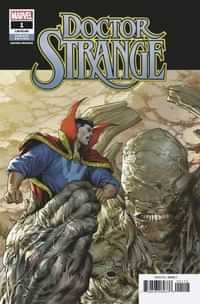 Doctor Strange #1 Second Printing