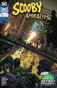 Scooby Apocalypse #27 CVR A