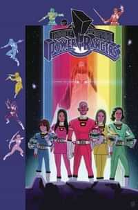 Mighty Morphin Power Rangers #29 CVR B