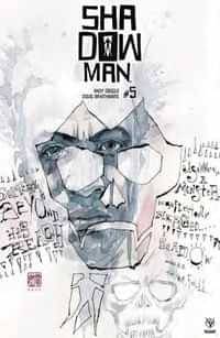 Shadowman #5 CVR B Mack
