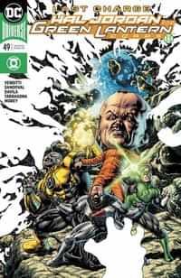 Hal Jordan and the Green Lantern Corps #49 CVR A