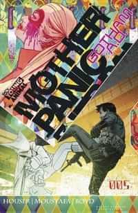 Mother Panic Gotham A D #5