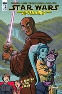 Star Wars Adventures #12 CVR B Mauricet