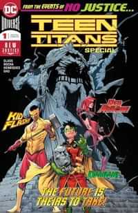 Teen Titans Special #1 Second Printing
