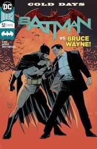 Batman #52 CVR A