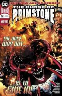 Curse of Brimstone #5