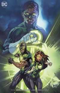 Green Lanterns #52 CVR B