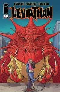 Leviathan #1 CVR A Pittara