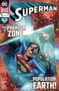 Superman #2 CVR A Reis