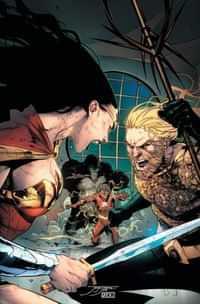 Justice League #6 CVR A