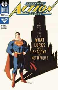 Action Comics #1002 CVR A Gleason