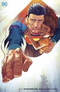 Action Comics #1002 CVR B Manapul