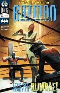 Batman Beyond #23 CVR A