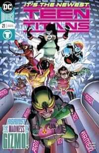 Teen Titans #21 CVR A