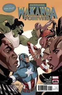 Wakanda Forever One-Shot Avengers