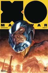 X-O Manowar #18 CVR A Larosa