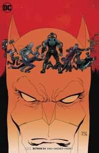 Batman #54 CVR B