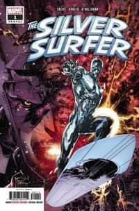 Silver Surfer Annual 2018