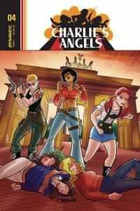 Charlies Angels #4 CVR A Eisma
