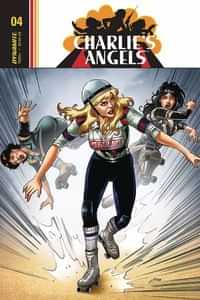 Charlies Angels #4 CVR B Cifuentes