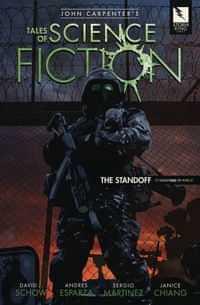 John Carpenter Tales of Sci Fi Standoff #3
