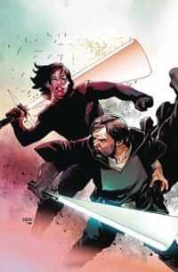 Star Wars Last Jedi Adaptation #6