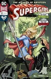 Supergirl #22 CVR A
