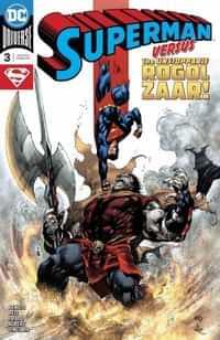 Superman #3 CVR A Reis