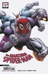 Amazing Spider-Man #4 Second Printing