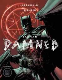 Batman Damned #1 CVR B
