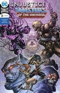 Injustice Vs The Masters of the Universe #3