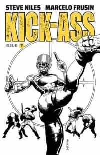 Kick-Ass #7 CVR B Frusin