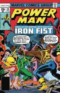 True Believers One-Shot Power Man and Iron Fist