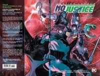 Justice League TP No Justice
