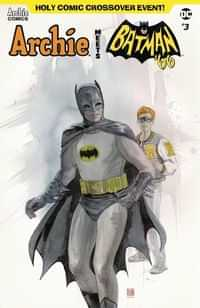 Archie Meets Batman 66 #3 CVR F Mack