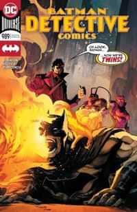 Detective Comics #989 CVR A