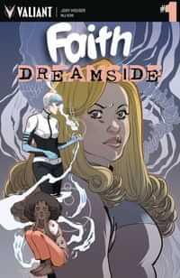 Faith Dreamside #1 CVR A Sauvage