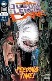 Justice League Dark #3 CVR A