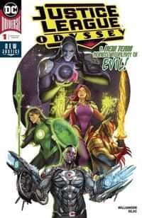 Justice League Odyssey #1 CVR A