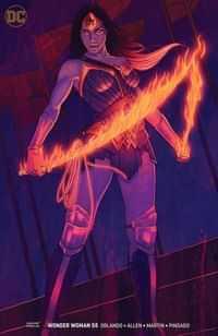 Wonder Woman #55 CVR B