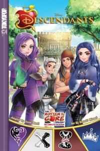 Disney Descendants GN Rotten to the Core Complete Edition