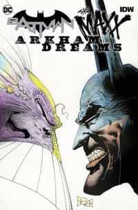 Batman the Maxx Arkham Dreams #1 CVR A