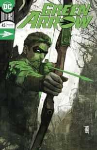 Green Arrow #45 CVR A