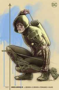 Green Arrow #45 CVR B