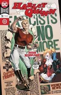 Harley Quinn #51 CVR A